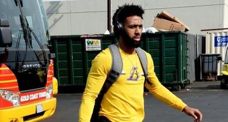 4126f252df5 Lakers Roster News  Joel Berry II