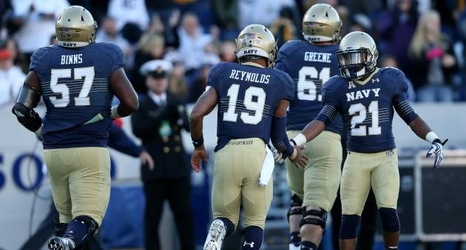 Pitt Vs Navy Military Bowl Game Notes