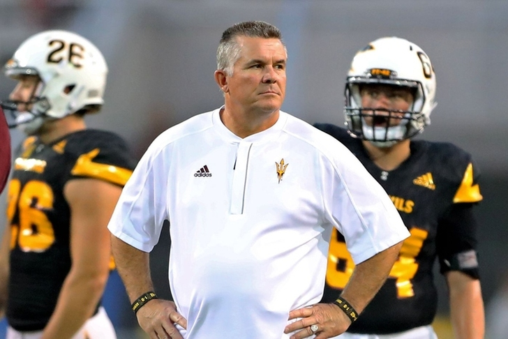 Arizona State to fire Todd Graham