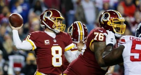 a8bf723d78c Report  Kirk Cousins could be traded to 49ers