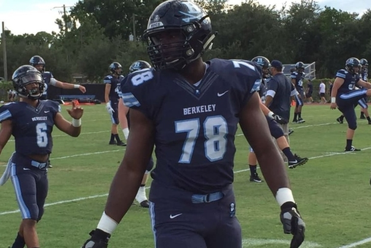 Nicholas Petit-Frere Commitment: Top OT Chooses Ohio State