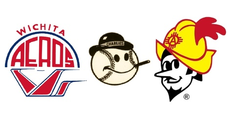 Minor league logos have come a long way since these primitive