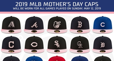 11f1cf158 MLB releases 2019 Holiday caps