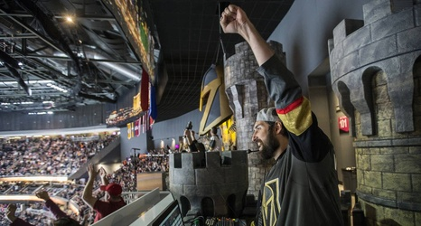 Las Vegas Dj Jake Wagner Represents Golden Knights At All Star Game