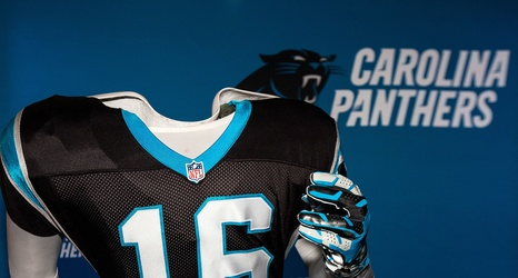 new style 6c693 c8f0c Carolina Panthers reveal jersey schedule for 2019 season