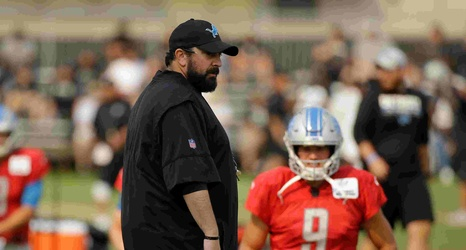 finest selection 906b8 50cca Detroit Lions place five players on injured lists just days ...