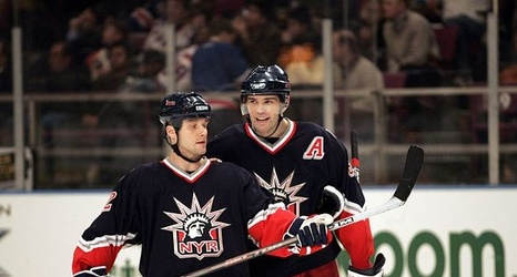 New York Rangers All Time Top Forward Lines