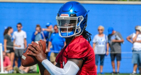 Kentucky Football Player Preview Is Terry Wilson The Future At Qb