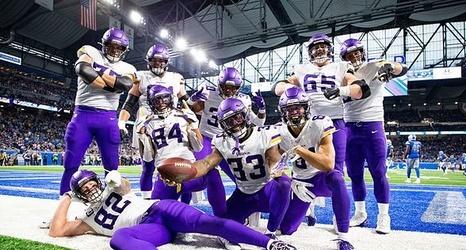 Midseason Grades For The 2019 Minnesota Vikings Offense