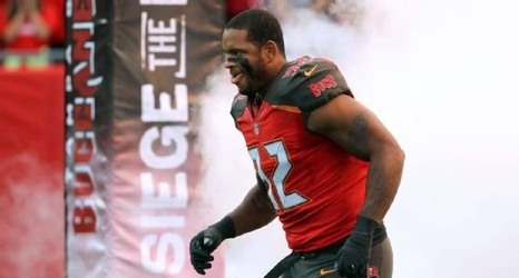 low priced e66db ce13b William Gholston on re-signing with Bucs: 'It's more than ...