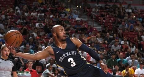 huge discount 4c954 059de Draft Class Peers Rank Memphis Grizzlies' Rookies as Best in ...