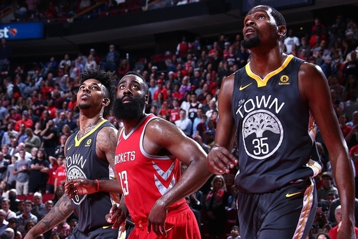 Rockets snap Warriors' road streak in statement win