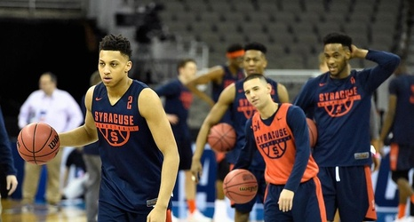 What Channel Is Syracuse Basketball Vs Duke Sweet 16 On Tv Time