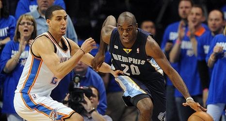 NBA Playoffs 2013 OKC Thunder Vs Memphis Grizzlies Game 2 Preview