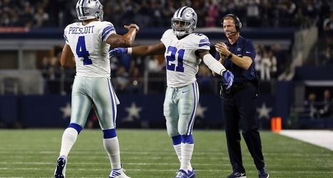 d09bb48bb6b Cowboys News: Dak Prescott And Ezekiel Elliott Headline Cowboys' Pro Bowl  Selections