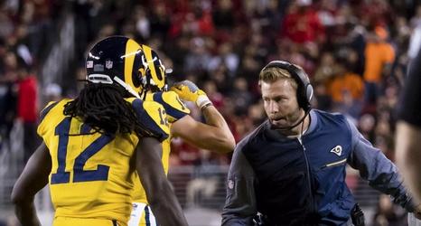 "size 40 a403e 4b66e Rams talking about Chiefs' Sammy Watkins like he's ""the one ..."
