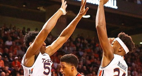 Suspended Auburn Basketball Player Makes Plans For Nba Draft