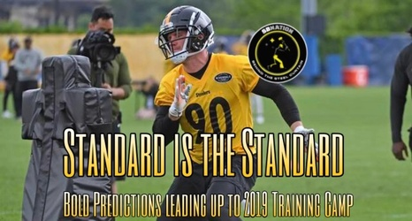 f31a18d7 Steelers Podcast: Bold predictions for the 2019 Training Camp