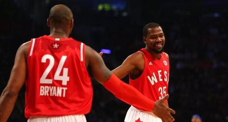 443f3d062a94 Kevin Durant says Michael Jordan