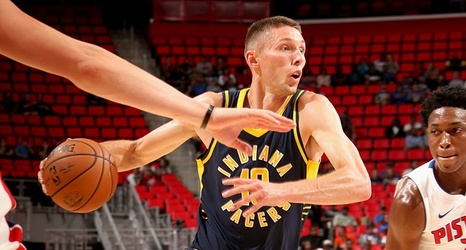 Pacers Waive Uthoff