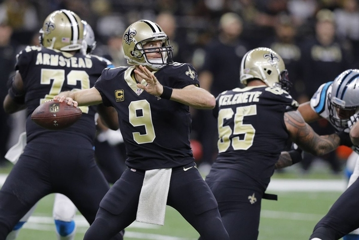 NFC Divisional Preview and Prediction: Saints at Vikings