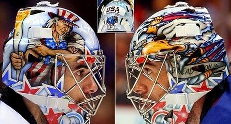 Nd Women S Hockey Goalie Helmet Design