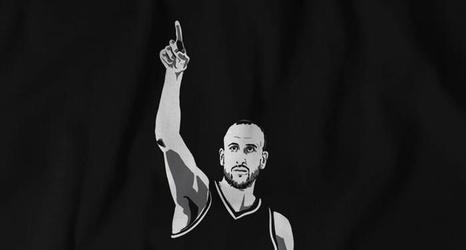 818e1776e San Antonio Spurs fans need this Manu Ginobili t-shirt