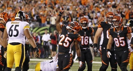 8d91ca9fda7 Walkthru  Predicting Pittsburgh Steelers at Cincinnati Bengals on Monday  Night Football