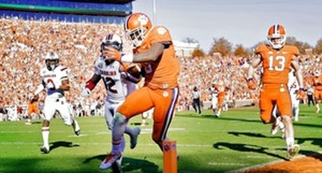 USC Opponent Preview Clemson May Be Starting Another Kind Of