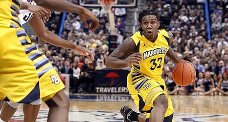 Healthy Competition Between Jae Crowder Former Marquette Teammate