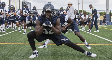 Fiu Panthers Begin Fall Camp Looking To Improve On Last Year S