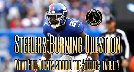 95ddc5f97 Steelers Podcast  Which big name free agents should the Steelers target