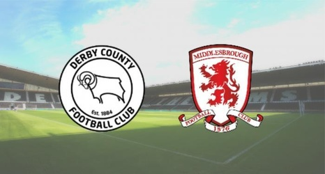 Where can I stream Derby County v Middlesbrough? Confirmed
