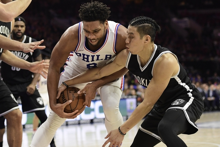 76ers sent Okafor, Stauskas to Nets for Booker