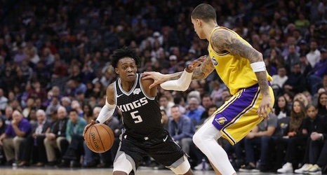 24347b710ab Lakers News  Kyle Kuzma Takes Responsibility For Lack Of Composure In Last-Second  Loss To Kings