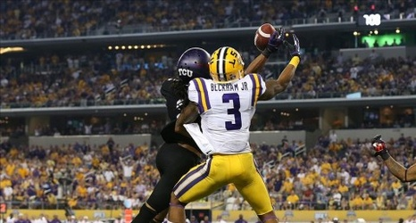 reputable site ea909 cc370 Denver Broncos Draft Prospect: LSU WR Odell Beckham Jr.