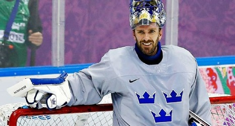 Lundqvist Flu Returns To Team Sweden Lineup