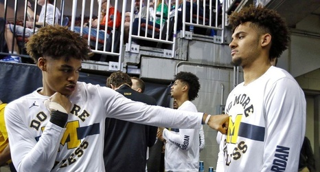 3f96c6252a7e75 Jordan Poole loves the attention as much as his teammates love him