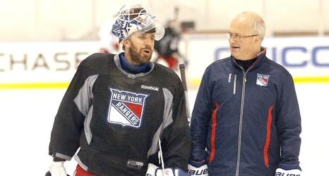 Rangers Roundup Lundqvist Talks Free Agency Blueshirts Light Up Wc