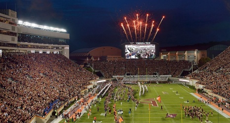 2017 Virginia Tech Football Student Season Tickets Go On
