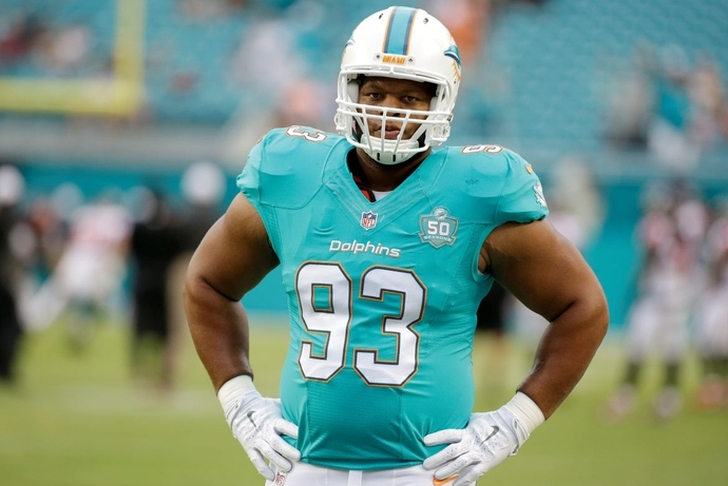 Dolphins plan to release Suh, shopping RT James