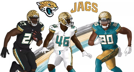 low priced 2c54d a8dc9 Jacksonville Jaguars Daily: Uni Watch announces winners to ...