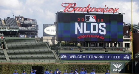 Giants vs. Cubs NLDS Game 1: Live Score and Highlights