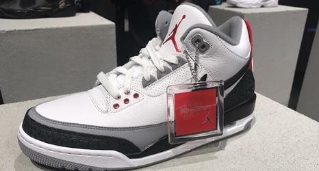 Tinker Hatfield Sought To Create Create Create Unprecedented Shoe With Air Jordan 3 0de2ac