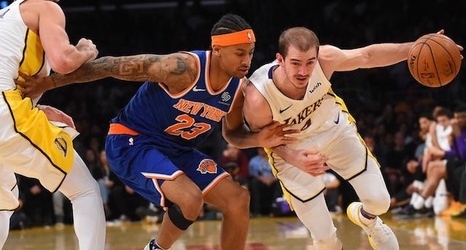 01f28242c Lakers News  Alex Caruso Focused On Making Most Of Opportunities As Days In  Two-Way Contract Wind Down