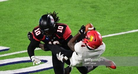 2c672793e 2019 NFL Draft Player Profiles  Valdosta State CB Stephen Denmark