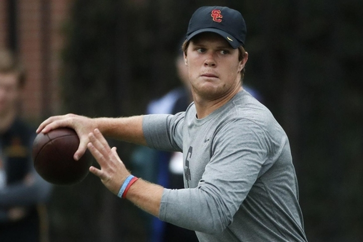 Fox Sports' Joel Klatt: USC QB Sam Darnold 'solidified' top spot