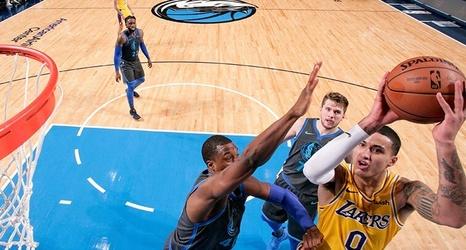 Game Tracker Lakers Vs Mavericks