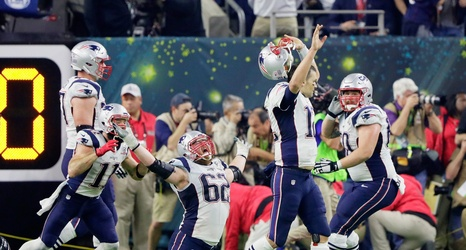 Patriots Win Super Bowl 2017: Celebration Highlights and