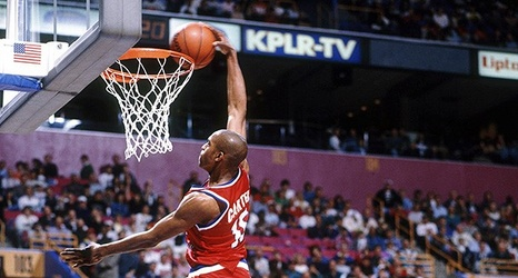 Images of Vince Carter Olympic Slam - #SC
